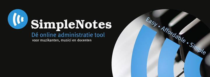 simplenotes banner